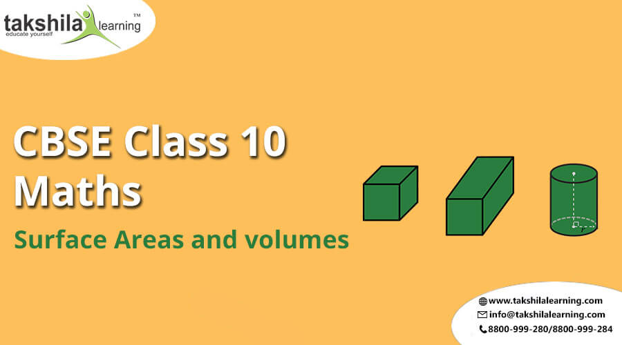 NCERT Solutions for Class 10 Maths Surface Areas and Volumes