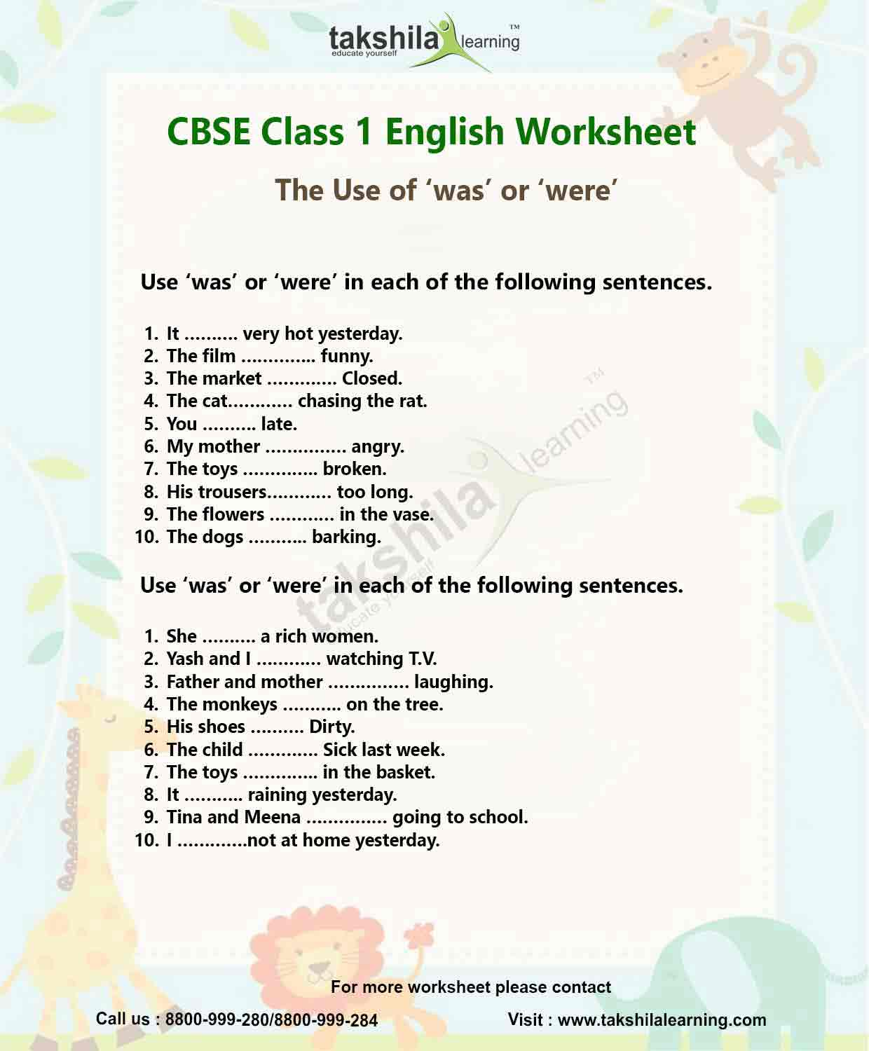 - Evs Worksheet For Class 2 My Body Printable Worksheets And
