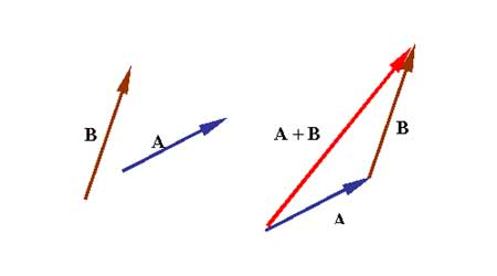 Class 11 Physics Online Notes - Introduction to Vector, physics notes for class 11