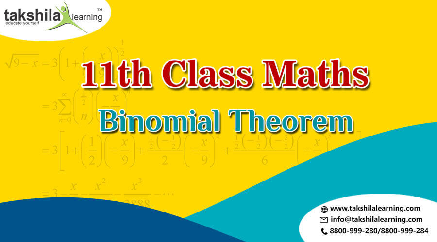 NCERT Solutions For Class 11 Maths Binomial Theorem