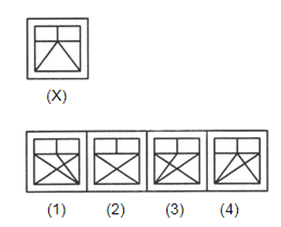 Embedded Figures Non Verbal Reasoning Questions and Answers