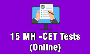 15 MH - CET Mock Tests | CET Online Practice Tests 2019 - CET online test series