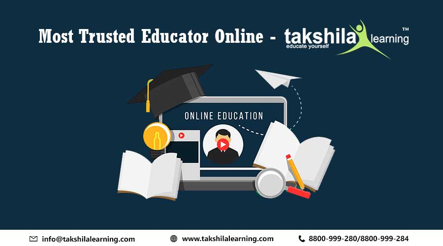 E-learning, Online study -Takshila learning