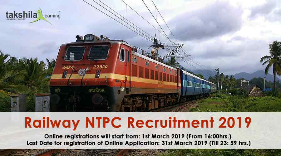Railway NTPC Recruitment 2019 Notification - Eligibility Criteria and Vacancy Details