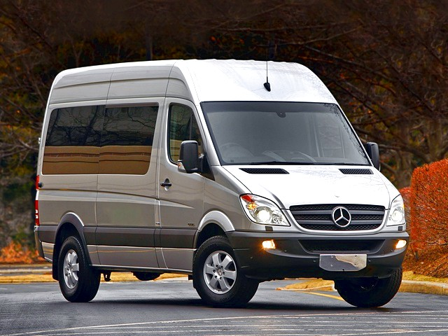 MERSEDES BENZ SPRINTER-