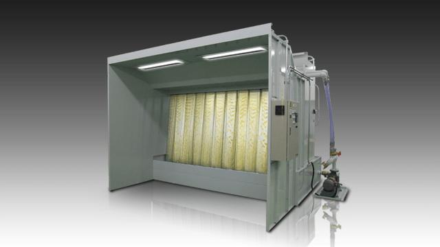 タクボエンジニアリング オイルブース 標準品 TB36-23B(オイルブース)