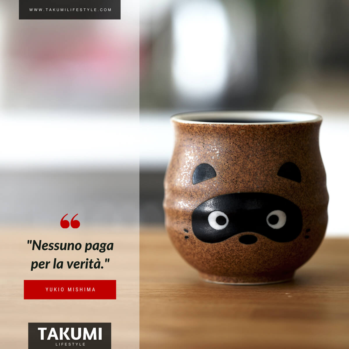 TAKUMI lifestyle | quote#12