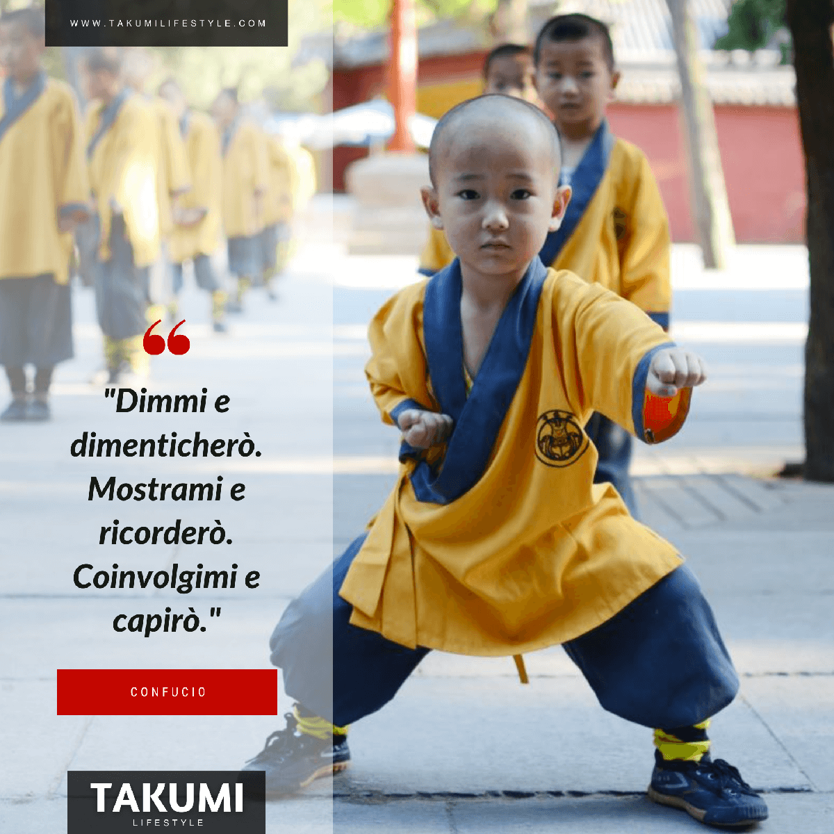 TAKUMI lifestyle | Quote#15
