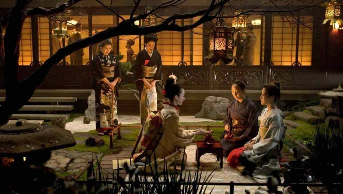 TAKUMI lifestyle - Memorie di una geisha