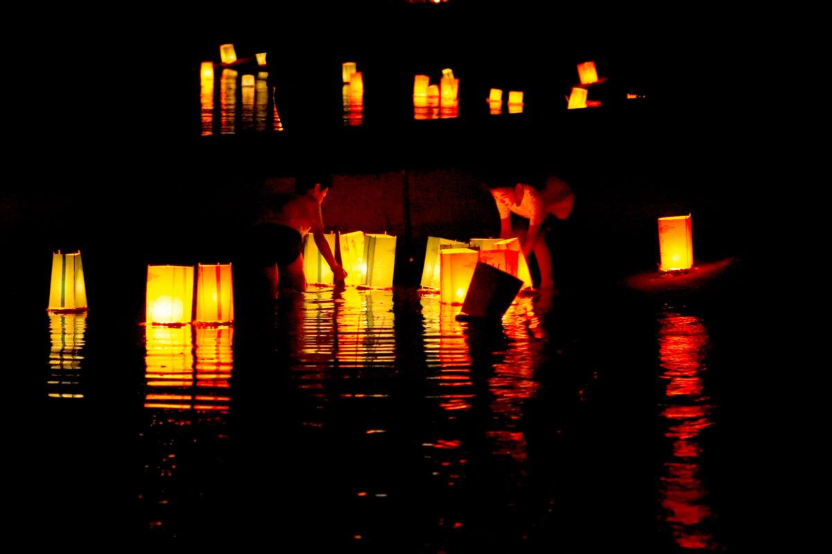 TAKUMI lifestyle - Il 15 Agosto - lanterna 3