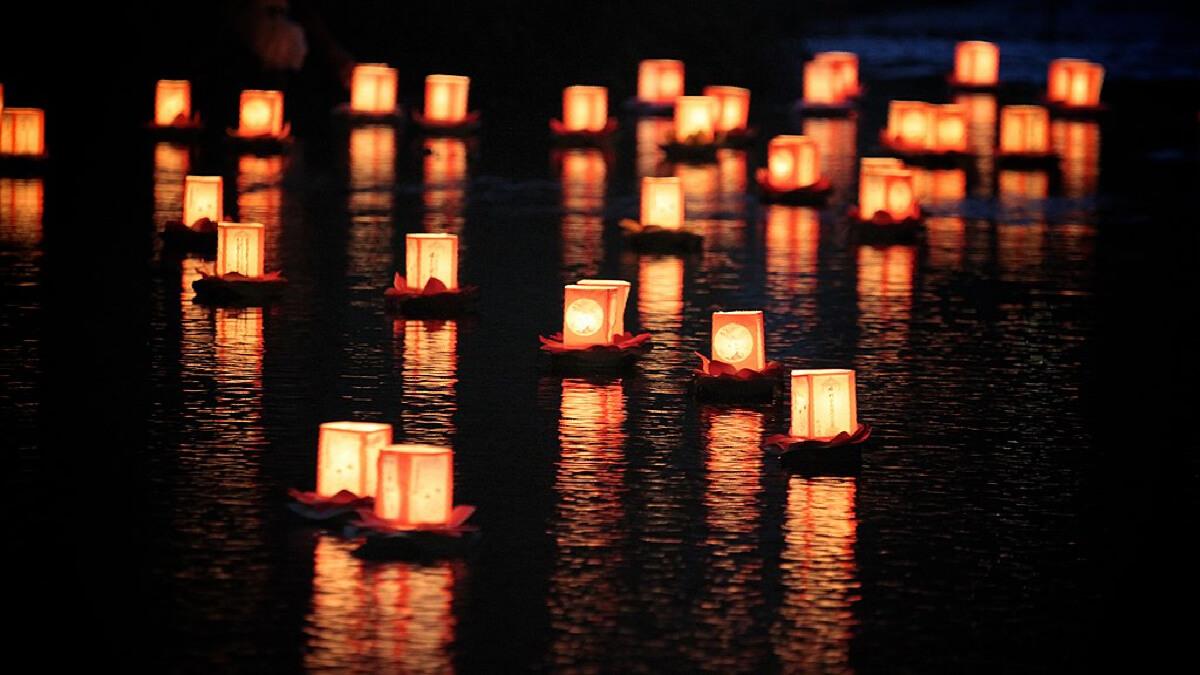 TAKUMI lifestyle - Il 15 Agosto - lanterne