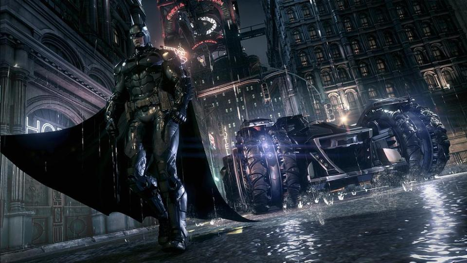 Batman Arkham Knight : Trailer Gotham is Mine