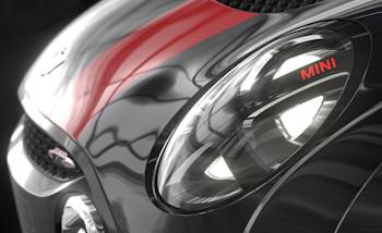 La Mini Cooper Vision GT teasée avec deux images