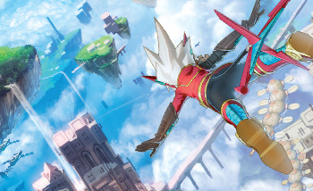 Rodea The Sky Soldier
