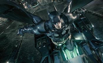 Batman Arkham Knight : Un nouveau trailer en live