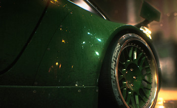 Un nouveau trailer et du gameplay pour Need For Speed