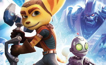 7 Minutes de gameplay pour Ratchet & Clank sur Playstation 4