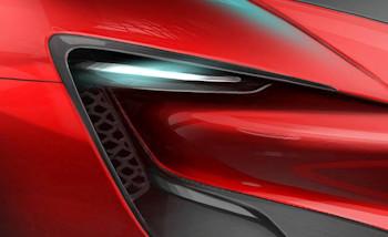 Gran Turismo 6 : SRT dévoile la SRT Tomahawk Vision Gran Turismo