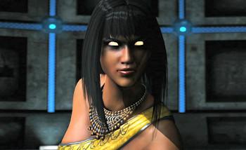 Tanya disponible dans Mortal Kombat X dès aujourd'hui
