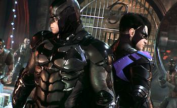Batman Arkham Knight : Des détails sur les prochains DLC