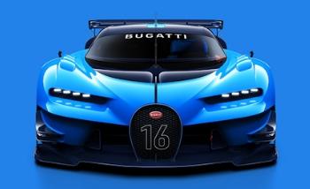 Gran Turismo 6 : Bugatti dévoile son concept Vision GT