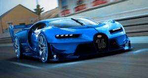 Gran Turismo 6 : La Bugatti Vision Gran Turismo dévoilée à Francfort