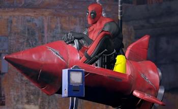 Deadpool redébarque sur les consoles Next-Gen