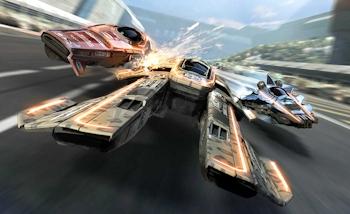 Une nouvelle vidéo de gameplay en 60 Fps pour FAST Racing Neo sur Wii U