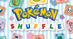 Pokémon Shuffle Mobile est disponible sur Android et IOS