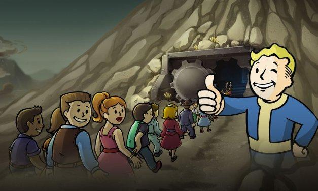 Fallout Shelter est désormais disponible sur PC via Steam