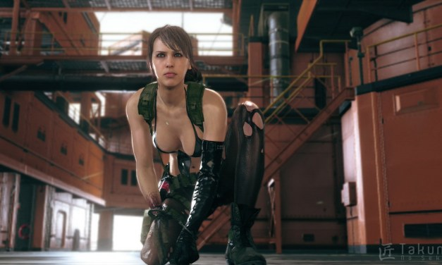 Metal Gear Solid V: The Definitive Experience est disponible