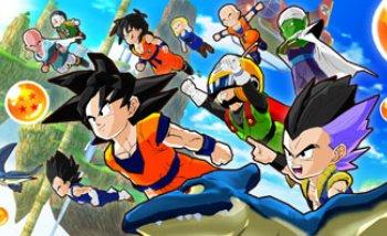 Un premier trailer pour Dragon Ball Fusions sur Nintendo 3DS