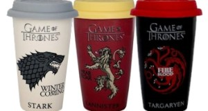 HBO Shop met en vente des mugs de voyage Game of Thrones