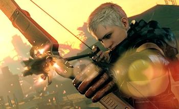 Konami annonce Metal Gear Survive