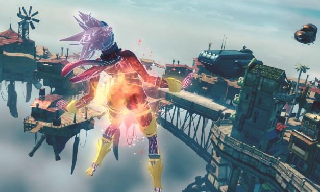 Gravity Rush 2 : 10 minutes de vidéos sur les nouveaux pouvoirs de Kat