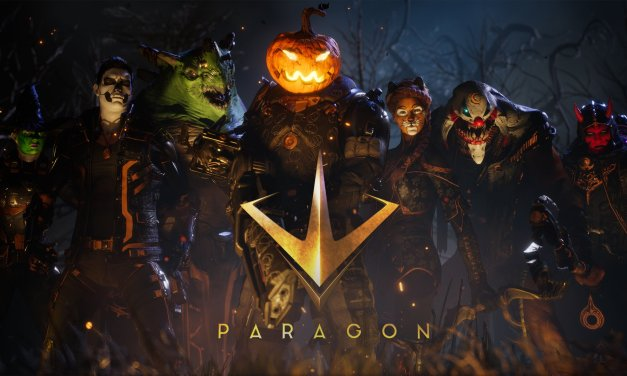 Paragon se met à l'heure d'Halloween