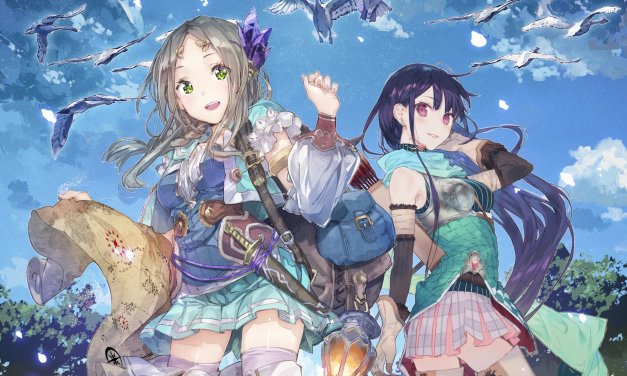 Du gameplay pour Atelier Firis: The Alchemist and the Mysterious Journey
