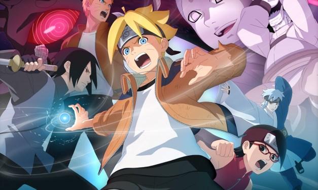 Plus d'informations sur Naruto Shippuden Ultimate Ninja Storm 4 Road To Boruto