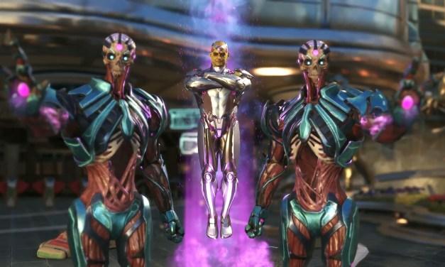 Injustice 2 : Un nouveau trailer nous présente Brainiac