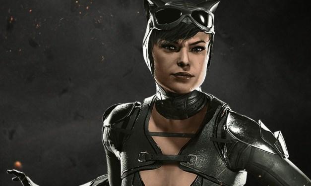 Injustice 2 : Une nouvelle vidéo consacrée à Catwoman