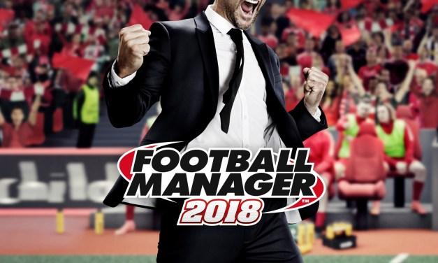 Sega annonce une date de sortie pour Football Manager 2018