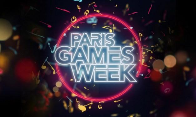 Microsoft dévoile son programme pour la Paris Games Week 2017