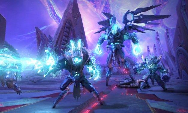 Skyforge : Demonic Dawn est disponible sur Playstation 4