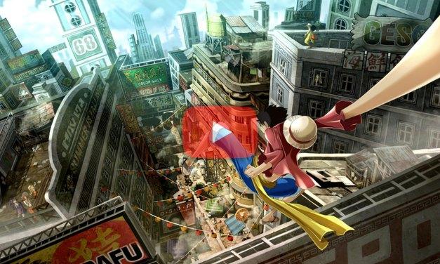 Découvrez le premier trailer de One Piece World Seeker en 4K