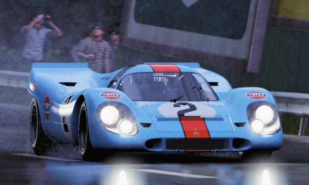 Le pack Porsche Legends est disponible sur Project Cars 2