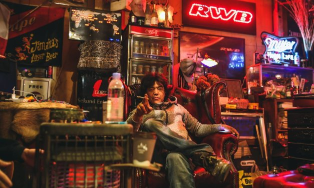 Eyes On The City : Tokyo avec Nakai-San de Rauh Welt