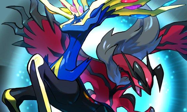 Les Pokémon légendaires Yveltal et Xerneas arrivent ce mois-ci