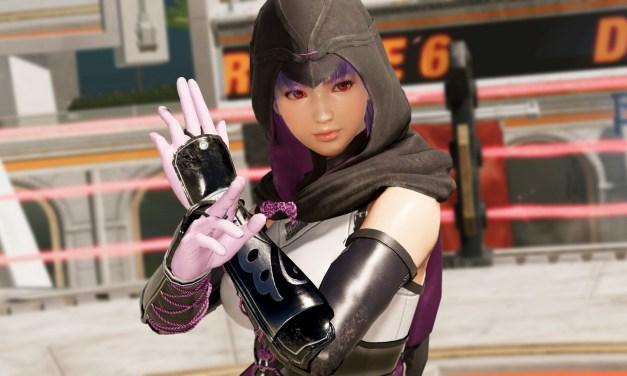 Tecmo Koei repousse la date de sortie de Dead or Alive 6