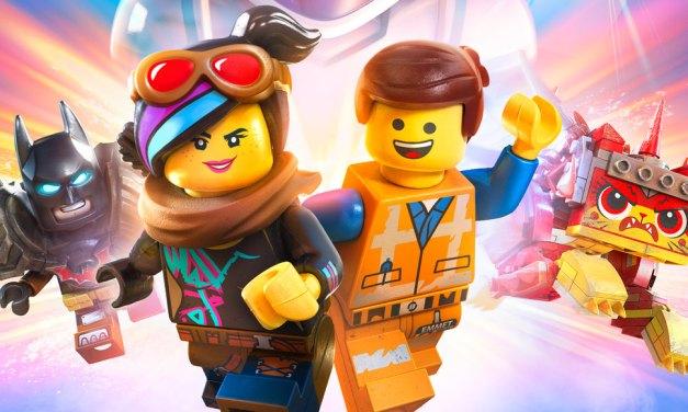 La Grande aventure Lego 2 : Le Jeu Vidéo est disponible