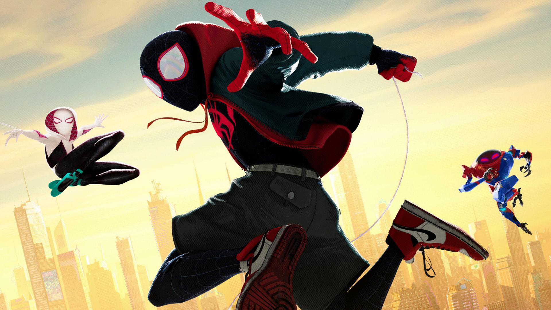 Une Nouvelle Bande Annoncer Pour Spider Man New Generation